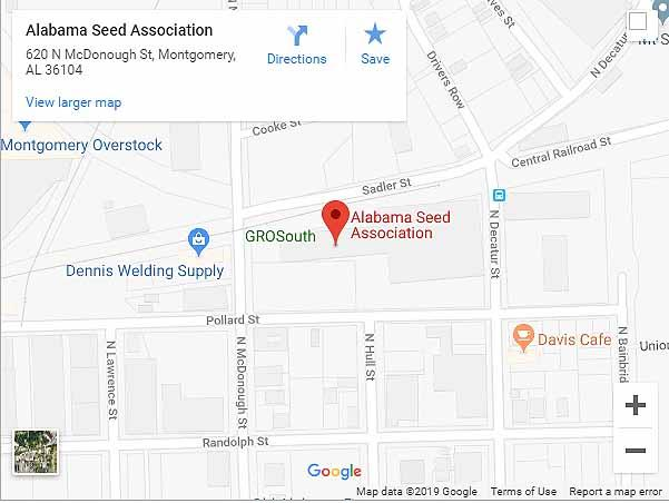 google map ala seed assn